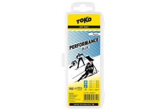Toko Wax Performance Hot Wax Blue 120G