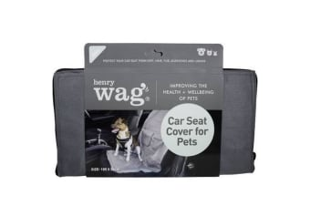 Henry Wag Pet Single Car Seat Cover (May Vary) (One Size)