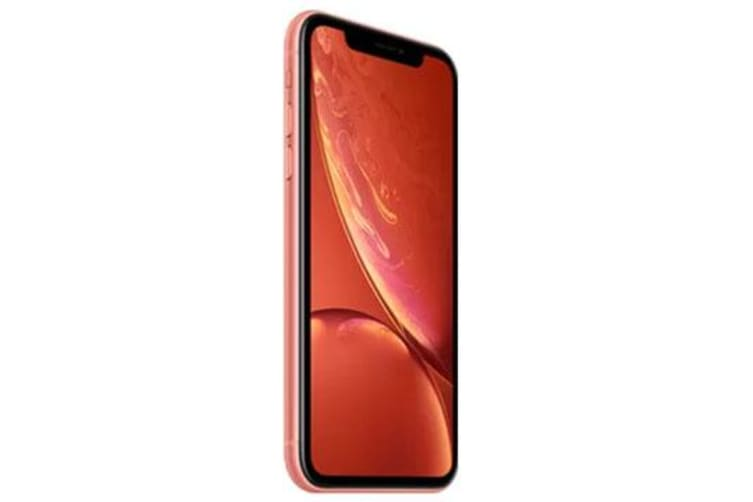 New Apple iPhone XR 64GB 4G LTE Coral (FREE DELIVERY + 1 YEAR AU WARRANTY)