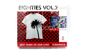 Eighties Vol.2 - Best Years of our Lives & Flashback MUSIC CD NEW SEALED