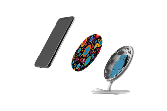 QI Wireless Charger For iPhone XR XS MAX Samsung Galaxy S10 S10+ S10e  Joyful