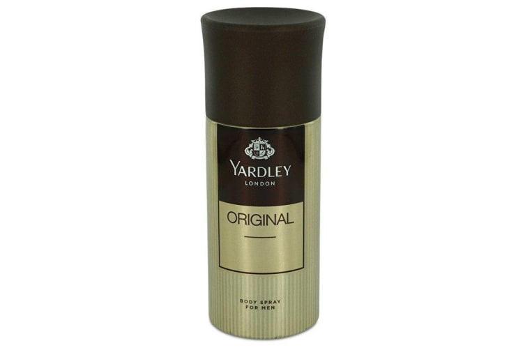Yardley London Yardley Original Deodorant Body Spray 150ml/5oz