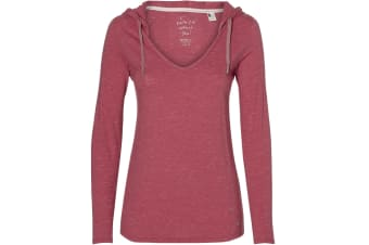 ONeill Womens/Ladies Marly Long Sleeve T-Shirt (Holly Berry) (S)