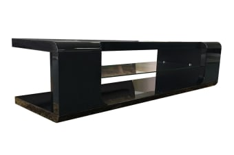 Apex TV Cabinet (Black)