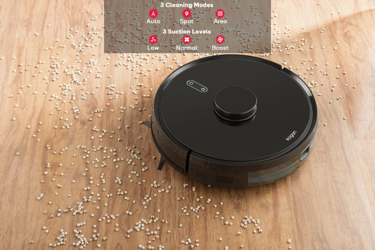 Kogan SmarterHome™ LX10 Robot Vacuum with Mopping Function