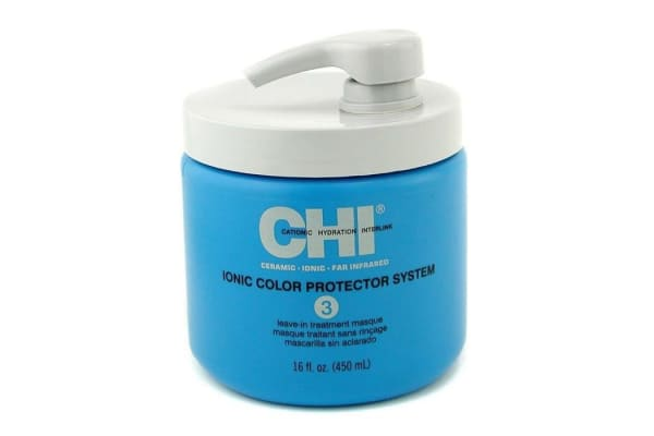 CHI Ionic Color Protector System 3 Leave In Treatment Masque (450ml/16oz)