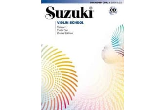 Suzuki Violin School - Violin Part