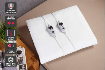 Ovela Fitted Electric Blanket (King)