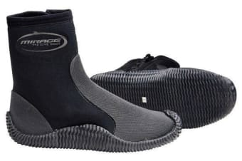 Mirage Aqua 5mm TTZ Dive Wetsuit Boot 10