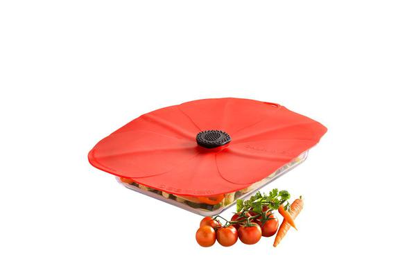 Charles Viancin Silicone Lid Poppy Lid Rectangular 41x31cm