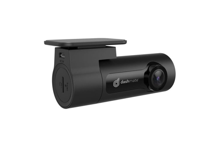 Dashmate 1080p Discreet Dash Cam with GPS + WIFi DSH-680