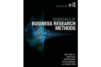 The Essentials of Business Research Methods