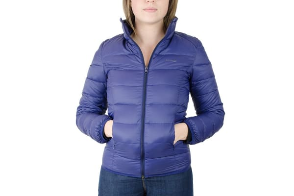 Komodo PackLite Women's Down Jacket (Navy, Medium)
