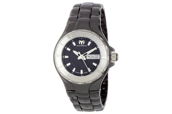 Technomarine Cruise Ceramic Black Dial Unisex Watch 110026C (110026C)