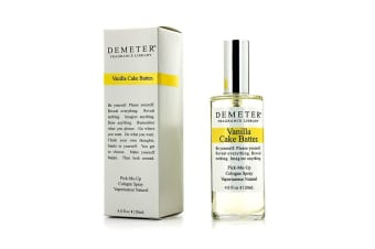 Demeter Vanilla Cake Batter Cologne Spray 120ml/4oz