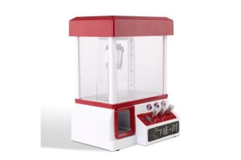 Keezi Kids Carnival Claw Machine (Red)