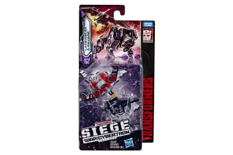 Transformers Generation War for Cybertron Trilogy MicroMaster Spy Laserbeak and Ravage