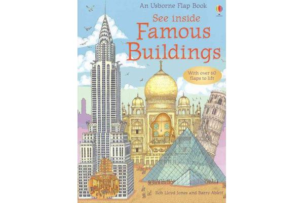 See Inside - Famous Buildings