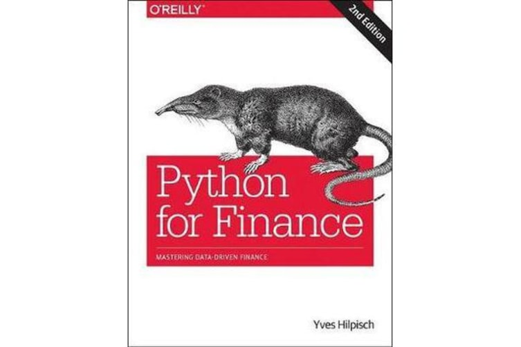 Python for Finance 2e - Mastering Data-Driven Finance