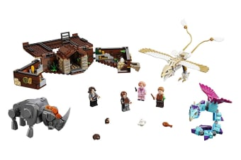 LEGO Harry Potter Newt's Case of Magical Creatures (75952)