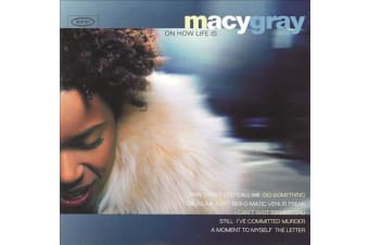 Macy Gray – On How Life Is PRE-OWNED CD: DISC EXCELLENT
