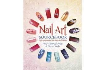 Nail Art Sourcebook - Over 500 Designs for Fingertip Fashions