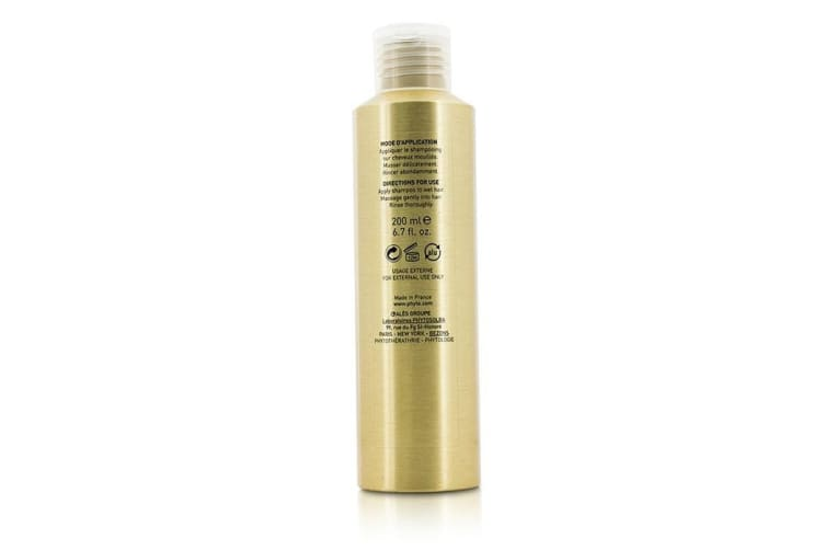 PhytoKeratine Extreme Exceptional Shampoo (Ultra-Damaged, Brittle & Dry Hair) 200ml