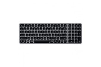 SATECHI Compact Backlit Bluetooth Keyboard (Space Grey)