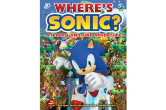 Where's Sonic? - A Sonic the Hedgehog Search-and-find Adventure