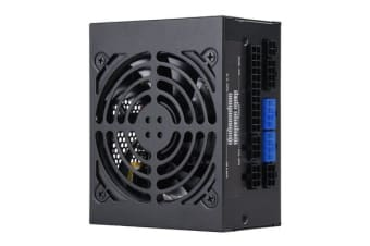 Silverstone SFX Series SX500 PSU 500W 80 Plus Gold standard SFX form factor