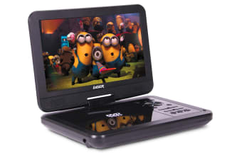 Laser Portable DVD Player 10