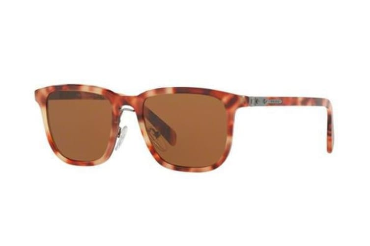 Prada PR02TS U642Z1 52 Red Havana Mens Sunglasses