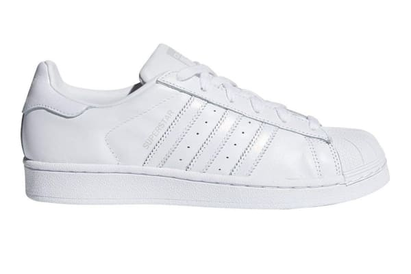 big sale 8fb6b dbd53 Adidas Originals Womens Superstar Shoe (WhiteWhite, Size 4.5 UK) -  Kogan.com