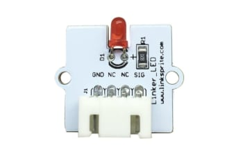 Linker 3mm Red LED for Arduino