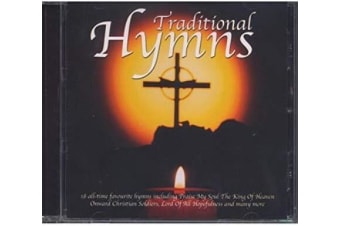 Traditional Hymns - Christian BRAND NEW SEALED MUSIC ALBUM CD - AU STOCK