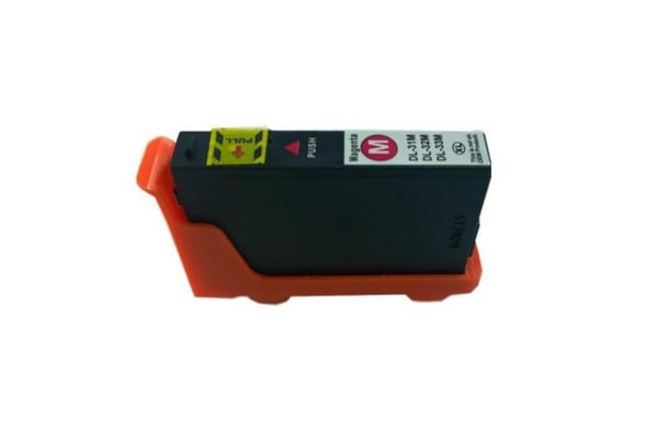Series 33 Magenta Compatible Inkjet Cartridge