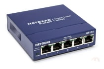 Netgear ProSafe 5-Port Gigabit Desktop Switch (GS105)