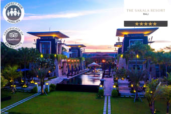 BALI: 7 Nights at The Sakala Resort & Villas, Nusa Dua