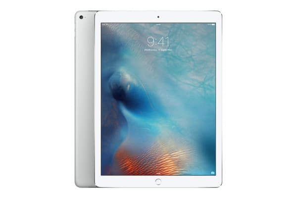 Apple iPad Pro 12.9 (128GB, Cellular, Silver)