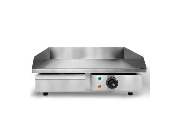 Stainless Steel Thermomate Electric Griddle