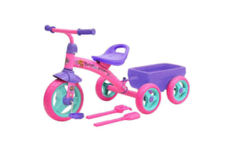 Paw Patrol Skye Girls Trike with Trailer