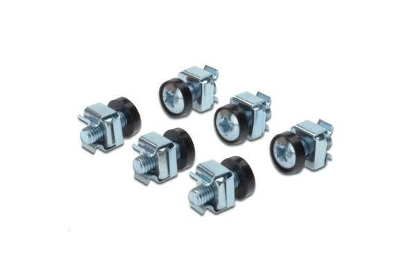 Digitus Cage Nut and Screw for Racks 50 Pack