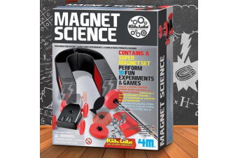 4M Kidz Magnet Science Kit