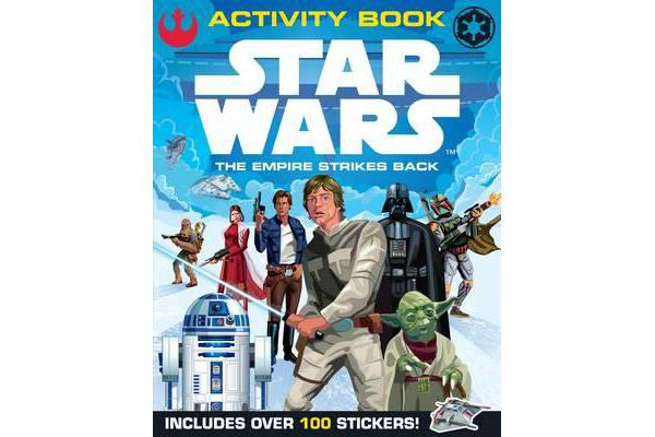 Star Wars - The Empire Strikes Back: Activity Book