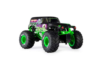Monster Jam 1:15 Radio Control Grave Digger Vehicle Truck Kids/Children 4y+ Toy