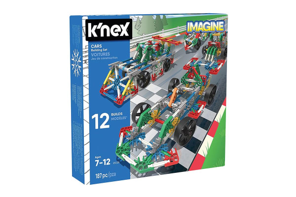 K'Nex Cars Building Set