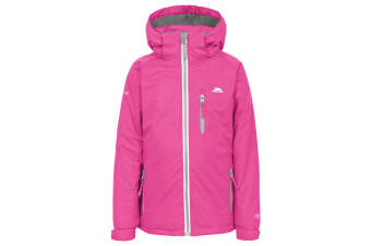 Trespass Childrens/Kids Cornell II Waterproof Jacket (Fuchsia)