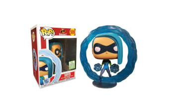 Incredibles 2 Voyd ECCC 2019 US Exclusive Pop! Vinyl