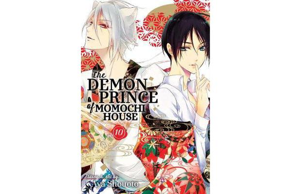 The Demon Prince of Momochi House, Vol. 10