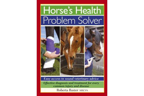 The Horse's Health Problem Solver
